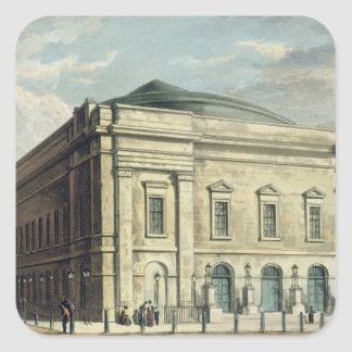 Theatre Royal, Drury Lane, in London, designed by Square Sticker