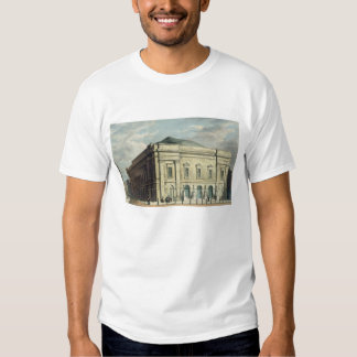Theatre Royal, Drury Lane, in London, designed by T Shirt