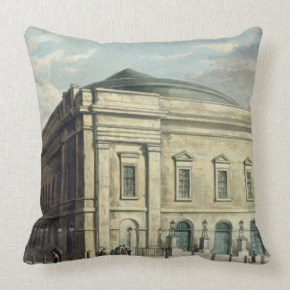 Theatre Royal, Drury Lane, in London, designed by Throw Pillow