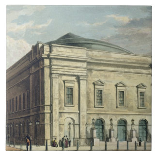 Theatre Royal, Drury Lane, in London, designed by Tile