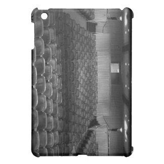 Theatre Seats Black White Case For The iPad Mini