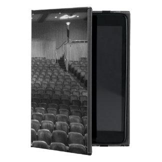 Theatre Seats Black White Covers For iPad Mini
