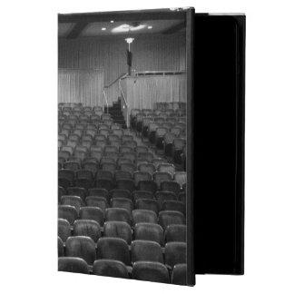 Theatre Seats Black White iPad Air Case