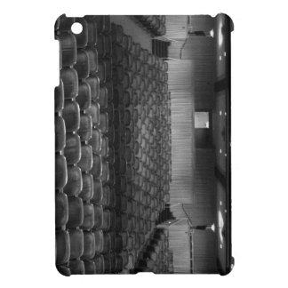 Theatre Seats Black White iPad Mini Covers