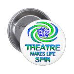 Theatre Spins Pins