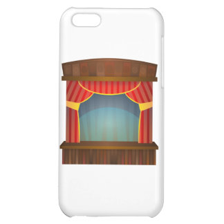 Theatre Stage Cover For iPhone 5C