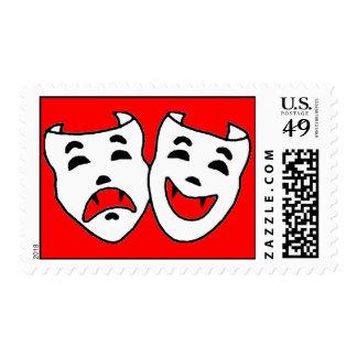 Theatre Vamps Postage