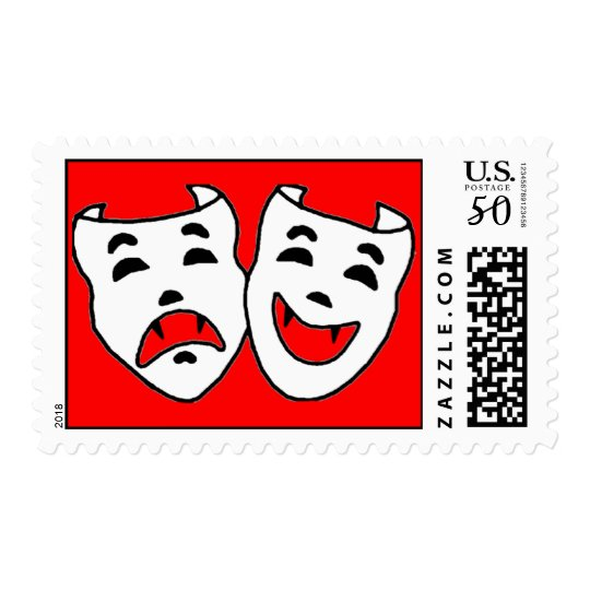 Theatre Vamps Postage