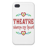 Theatre Warms My Heart Case For iPhone 4