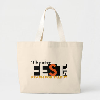 TheatreFEST Store Large Tote Bag