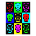 Theatrical Masks Photo