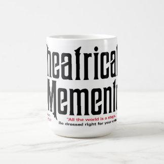 Theatrical Mementos Coffee Mug