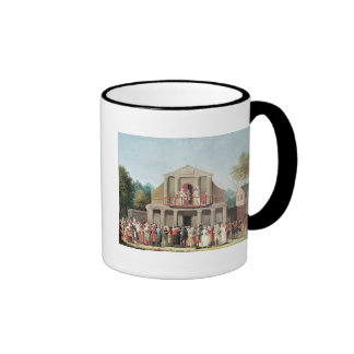 Theatrical Performance at the Saint-Laurent Ringer Coffee Mug