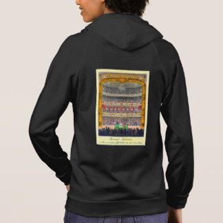 """""""Theatrical Reflection"""" Hoodie"""