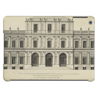Theatrical Style Façade by Colen Campbell iPad Air Cases