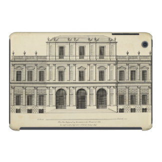 Theatrical Style Façade by Colen Campbell iPad Mini Cases