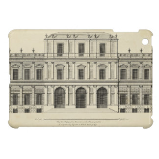 Theatrical Style Façade by Colen Campbell Case For The iPad Mini