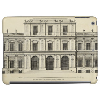 Theatrical Style Façade by Colen Campbell iPad Air Covers