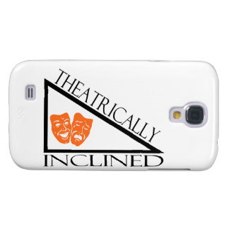 Theatrically Inclined Samsung Galaxy S4 Case
