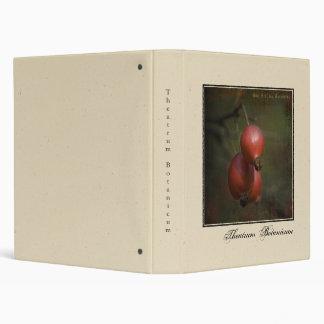 Theatrum Botanicum • Rosehip Binder