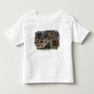 Thebaid, c.1410 (tempera on panel) (see also 16294 toddler t-shirt