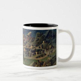Thebaid, c.1410 (tempera on panel) (see also 16294 Two-Tone coffee mug