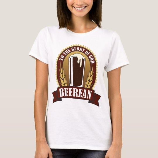 TheBeerean.com T-Shirt