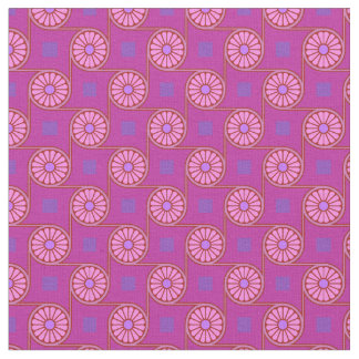 Thebes Purple Fine Fabric