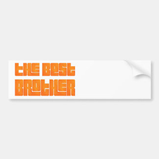 TheBestBrotherEver_by_FabSpark_(og)02021702 Bumper Sticker