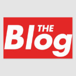 TheBlog Stickers
