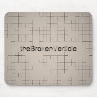theBrokenVerticie Mousepad