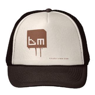thebruise.com_LOGO_brown Trucker Hat