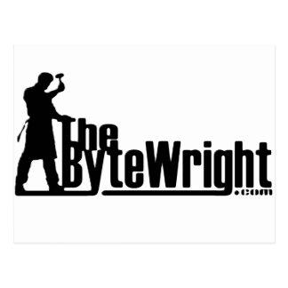 TheByteWright.com Postcard