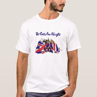 TheCatsAreAlright T-Shirt