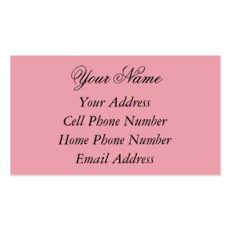 TheColorWheel Light Pink 2 Standard Business Card