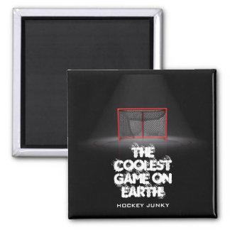 TheCoolest Game OnEarth! 2 Inch Square Magnet