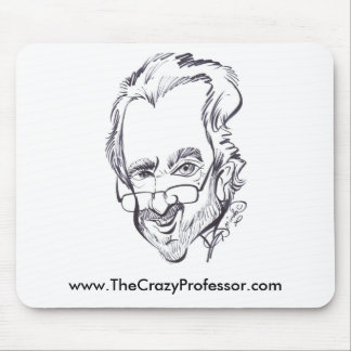 TheCrazyProfessor Mouse Pads