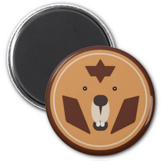 """theCUBICLE"" BDL Beavers Magnet"