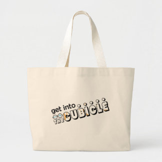 theCUBICLE Season 1 - Coffee Stains Canvas Bags