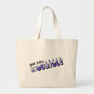 theCUBICLE Season 2 - I'm Your Guy Tote Bags