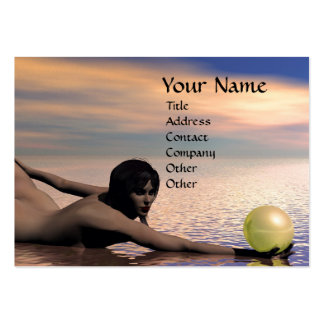 THEDA AND THE PEARL Classy Cultured Pearls,Jewelry Large Business Card