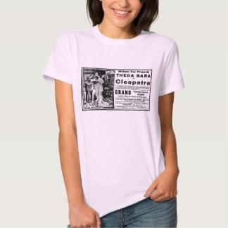 Theda Bara 1918 vintage movie ad T-shirt