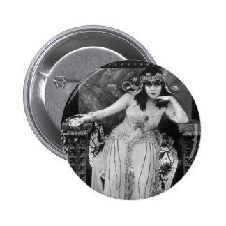 Theda Bara as Cleopatra Pins