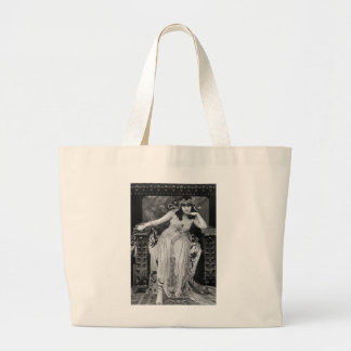 Theda Bara as Cleopatra Canvas Bags