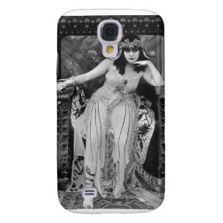 Theda Bara as Cleopatra Samsung Galaxy S4 Cases