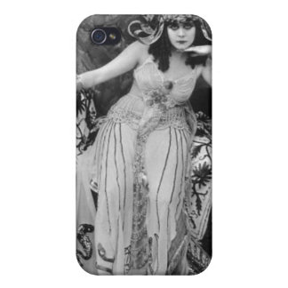 Theda Bara as Cleopatra iPhone 4/4S Covers