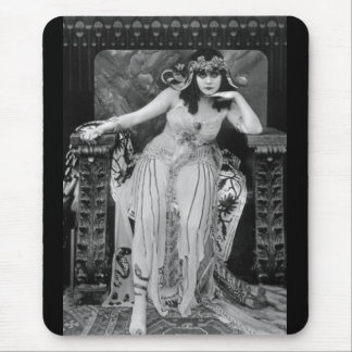 Theda Bara as Cleopatra Mouse Pad