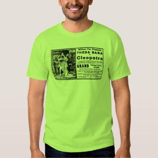 Theda Bara Cleopatra 1918 ad T-Shirt