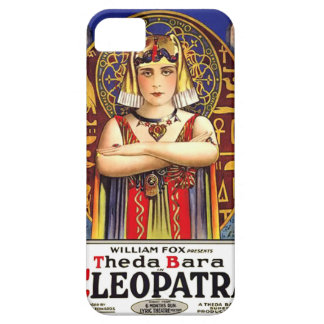 Theda Bara Cleopatra Bold Color iPhone 5 Case
