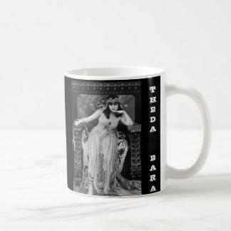 Theda Bara como Cleopatra Tazas De Café
